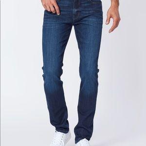 Paige Lennox slim fit men's jeans 33